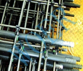 广州铁路轨道板用热缩管